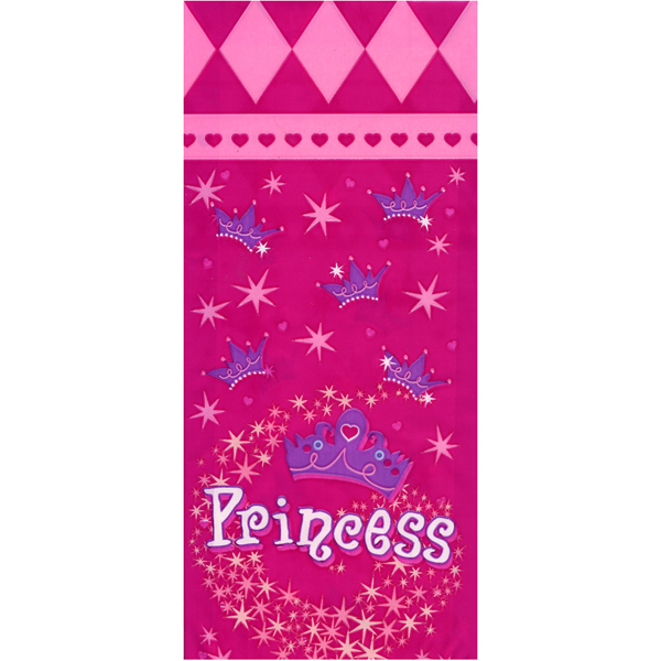 Princess Crown Party Favor Bags