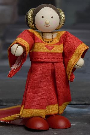 Budkin Queen Eleanor Play Figure