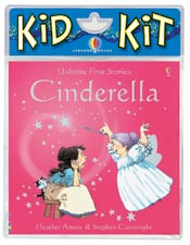 Cinderella Coach & Book Kit