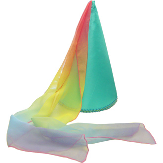 Silk Princess Conical Hat