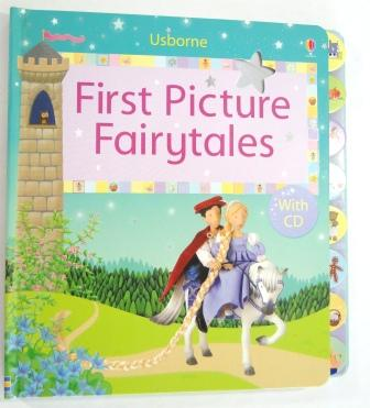 First Picture Fairytales + CD