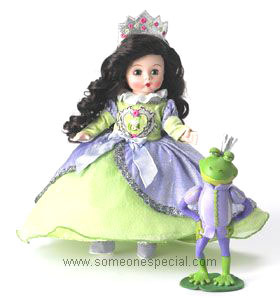 Madame Alexander Frog Princess Doll