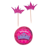Princess Cupcake Combo Pack