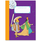 Princess & Moon Composition Book