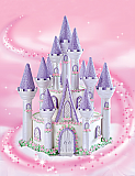 Princess Castle Cake Kit