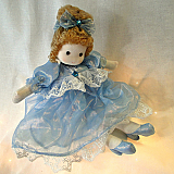 Cinderella Musical Doll