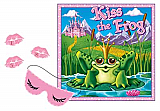 Kiss The Frog Birthday Party Game