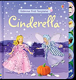 Cinderella First Fairytales Board Book