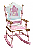 Princess Rocking Chair