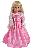Sleeping Beauty Doll Dress