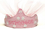 Felt Princess Tiara