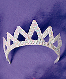 White Star Quality 7-Point Tiara