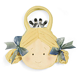 Precious Little Princess Purse - Blue