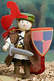 Budkin Prince Edward Play Figure