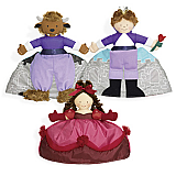 Beauty & The Beast - Reversible Doll