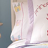Magical Princess Castle Sheet Set
