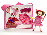 Pinkalicious Tote and Doll