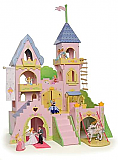 Belle Fairy Princess Castle
