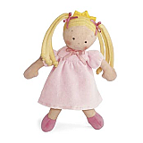 Plush Little Princess Doll Blonde