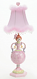 Fancy Pink Princess Lamp