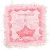 The Princess is In Door Sign