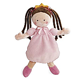 Plush Little Princess Doll Ethnic