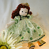 Irish Princess Musical Doll