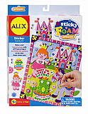 Princess Sticky Foam Scenes