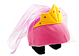Princess Helmet Cover