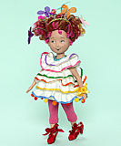 Fancy Nancy Fashion Botique Vinyl Doll