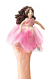 "Flower Princess 7"" Finger Puppet"