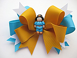 Aladdin's Princess Hair Bow