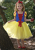 Deluxe Snow White Dress
