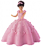 3D Princess Cake Kit