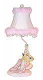 Glass Slippers Table Lamp