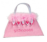 Felt Princess Purse
