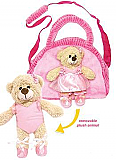 Plush Bear Duffel Bag