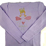Bling Fairy Princess Tee