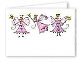 Fairy Princess Thank You Notes