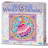 Princess Window Mosaic