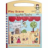Favorite Fairy Tales Vinyl Sticker Play Scene